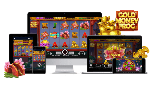Gold Money Frogvideo slot netent