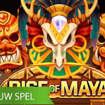 NetEnt introduceert de Maya culture in de nieuwe Rise of Maya™ video slot