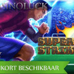 NetEnt's aankomende Super Striker™ video slot vult de leegte van EURO 2020 op