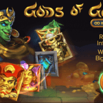 Gods of Gold INFINIREELS Touch®
