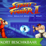 Street Fighter II™ video slot belooft nostalgie