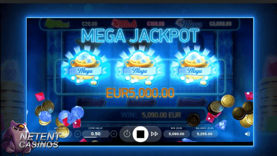 Trollpot 5000 video slot Mega Jackpot