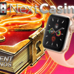 Apple Watch Gold Promotie bij NextCasino