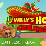 Willy's Hot Chillies™ videoslot belooft een pittig spel