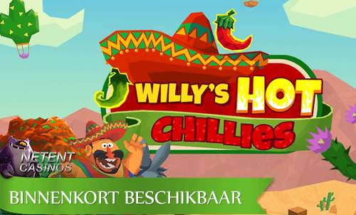 Willy's Hot Cillies™