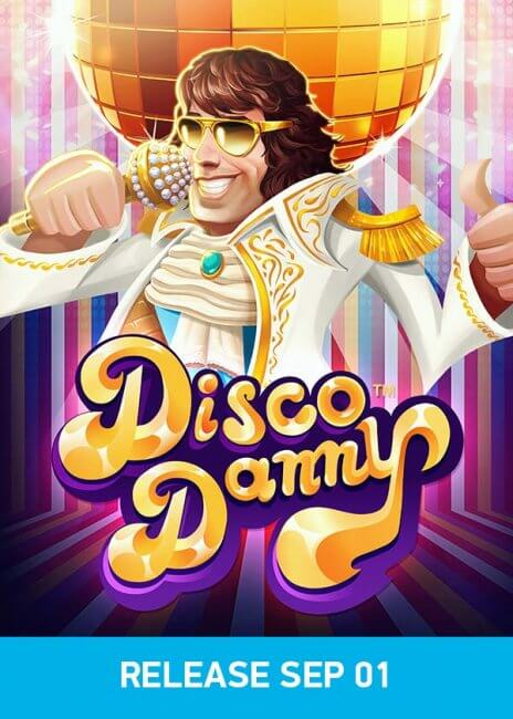 Disco Danny™ video slot