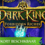 Dark King Forbidden Riches™ video slot brengt 2020 meer duisternis