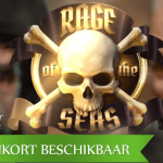 Aankomende Rage of the Seas™ video slot maakt de piraat in je wakker