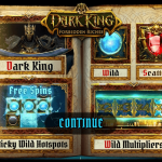 Dark King Forbidden Riches Touch®