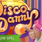 De King of Dance arriveert op de rollen in de nieuwe Disco Danny™ video slot