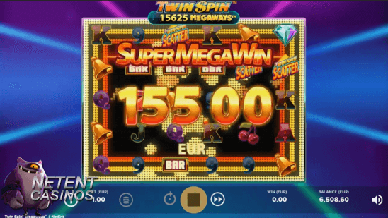 Twin Spin MegaWays™ video slot