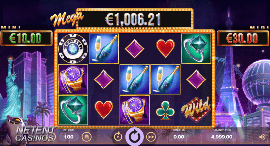 Vegas Night Life™ slot