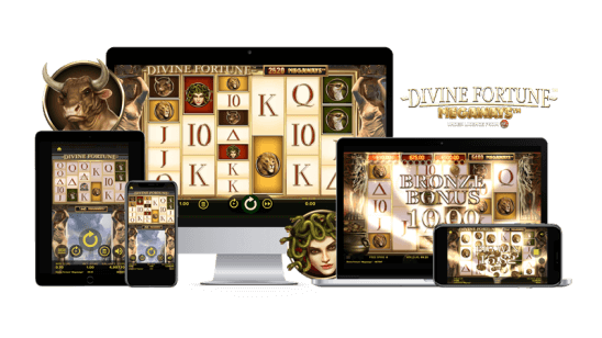 Divine Fortune Megaways™ video slot