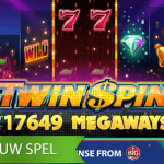 Twin Reels feature keert terug in de nieuwe Twin Spin Megaways™ video slot