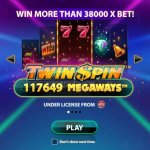Twin Spin MegaWays Touch®