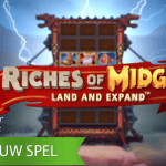 Nieuwe Riches of Midgard: Land and Expand™ video slot brengt Hot Spot Reels