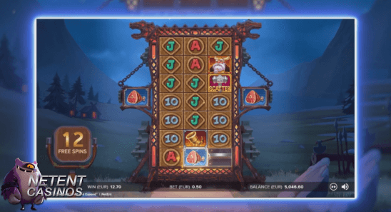 Riches of Midgard™ video slot
