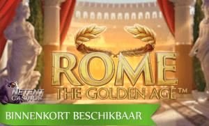 Rome The Golden Age™ video slot