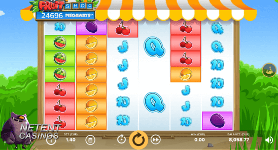 Fruit Shop Megaways™ slot