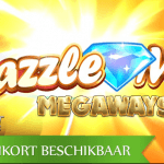 Dazzle Me Megaways™ video slot 4e toevoeging Megaways serie