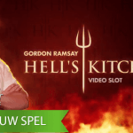 Geniet nu van de pittige Gordon Ramsay's Hell's Kitchen™ video slot