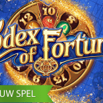 Codex of Fortune™ online slot introduceert Save the Key feature