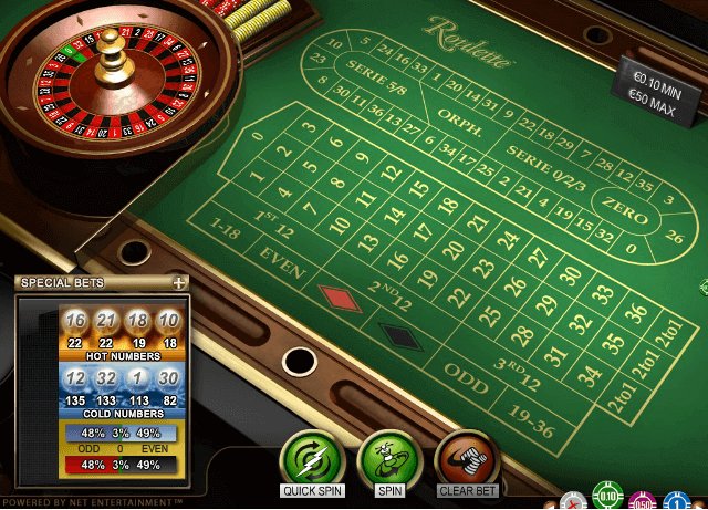 casino rama roulette table limits
