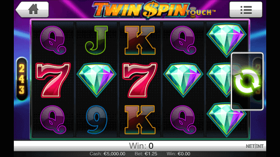Twin Spin Touch®