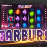 Free Spins Madness on Starburst™ slot at Free Spins Casino