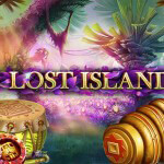 Lost Island video slot now available in the Netent Casinos