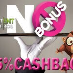 No Bonus Casino awards players with 25% Cashback on Flower™ slot tomorrow