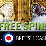 "Free ""May Bank Holiday"" Spins at All British Casino"
