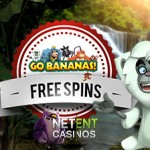 Mr Green celebrates launch Go Bananas video slot with 50 Free Spins