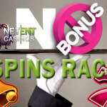 Spins Race on Twin Spin video slot at No Bonus Casino