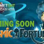Cosmic Fortune slot introduces five new local jackpots