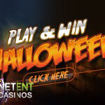 How to celebrate Halloween 2014 in a Netent Casino