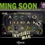 The Invisible Man slot also available as a NetEnt Touch® game