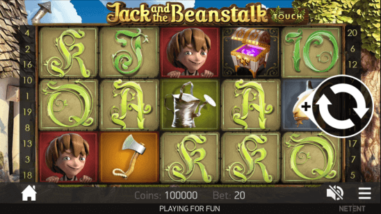 Jack and the Beanstalk Touch®