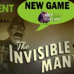 New at the NetEnt Casinos: The Invisible Man™ slot