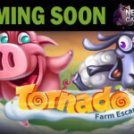 Tornado™:Farm Escape Touch® first new mobile slot game of 2015