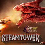 Steam Tower Touch® now available at the mobile casinos