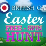 Free Spins, a Weekend Bonus and a Easter Hunt at All British Casino