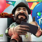NetEnt Casinos celebrate Gonzo's (Quest™) 5th Birthday
