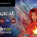 Enjoy magical casino promotions at CasinoLuck this week