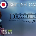 15 Free Spins Universal Monsters Dracula online slot™ at All British Casino