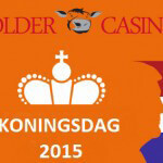 50% Kingsday Bonus at Polder Casino