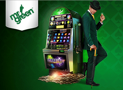 mr green best slots