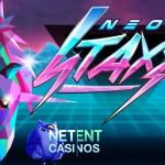 €15.000 in Cash Drops on Neon Staxx™ video slot at Unibet Casino
