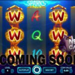 Soon to be released: Sparks™ video slot