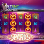 NetEnt launches Sparks Touch®